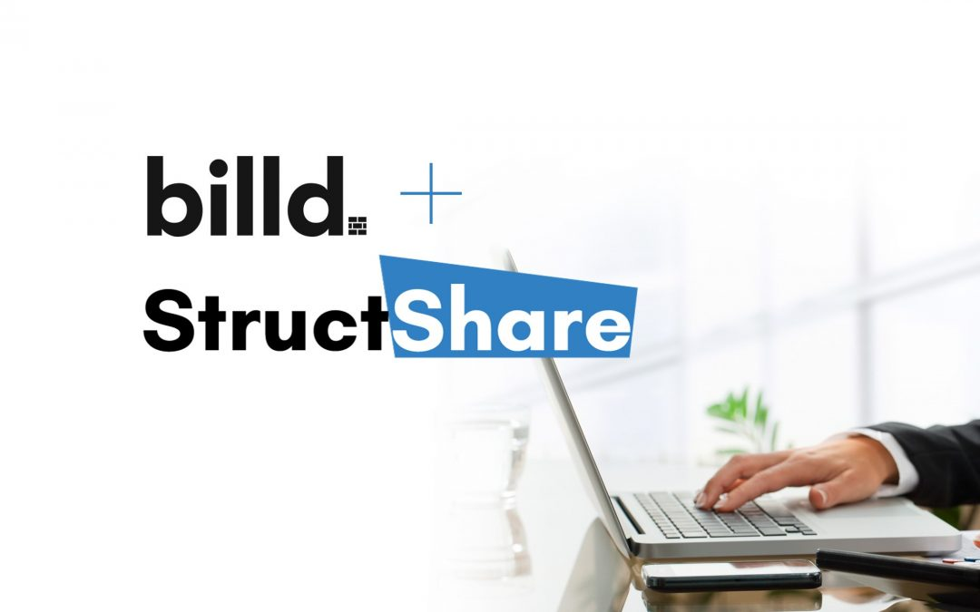 StructShare and Billd partner to help contractors manage procurement and cost management better