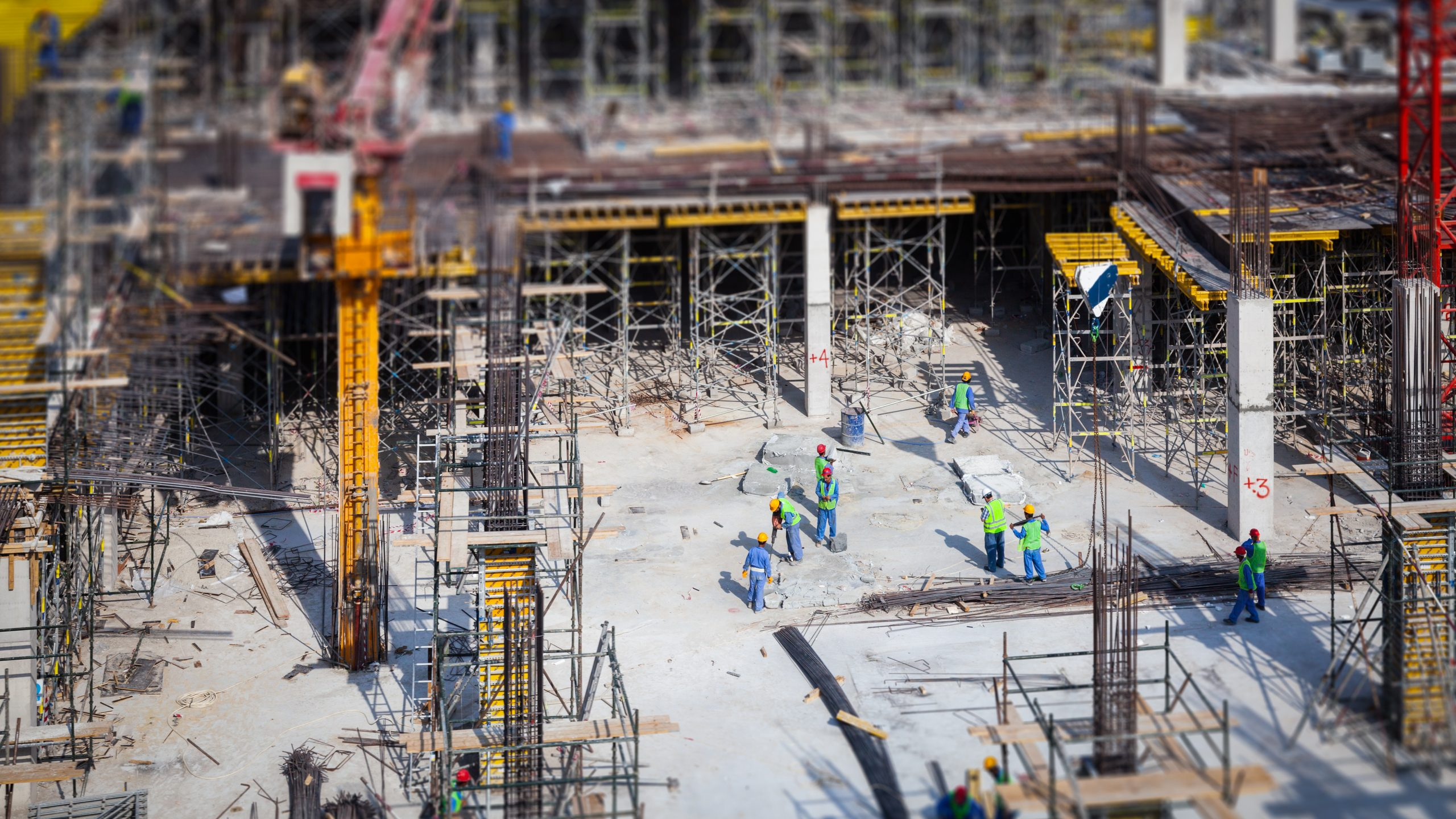 Rising cost of construction materials