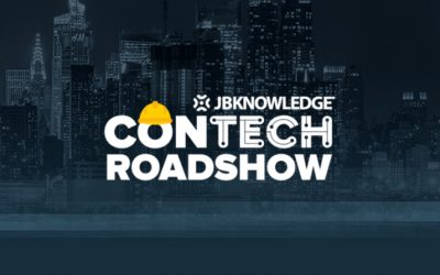 StructShare to present at Contech Roadshow events showcasing the construction industry's #1 materials management software.