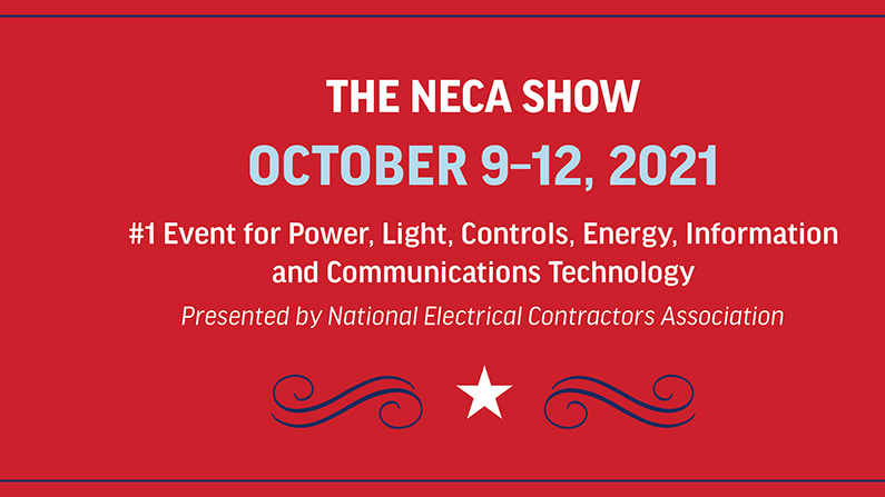 NECA 2021 will feature innovation in materials management for electrical contractors. Visit StructShare Booth: #1010