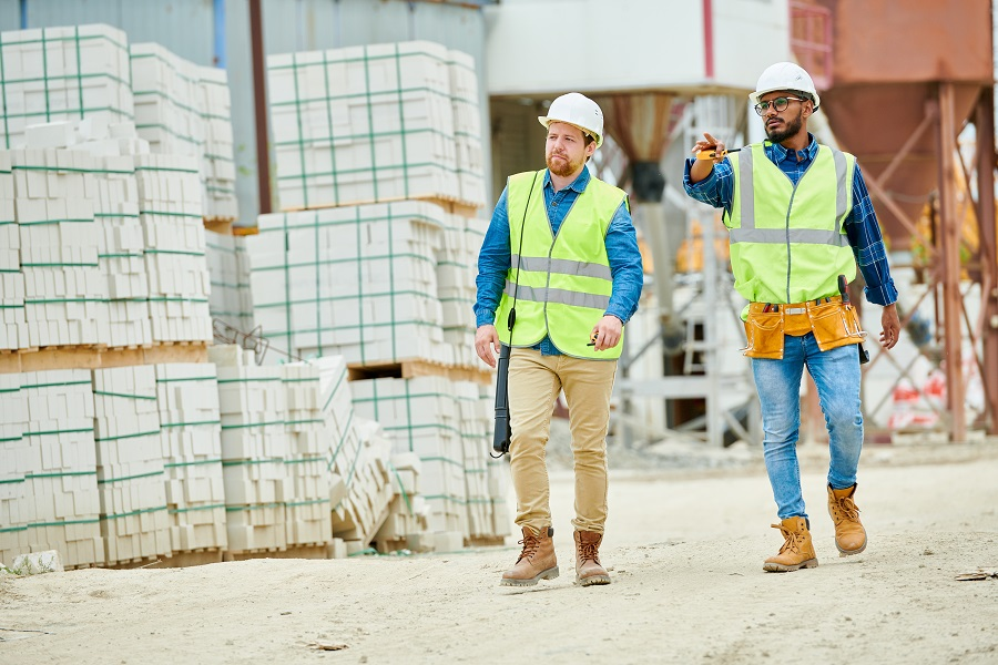 The benefits of construction material management software